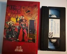 VHS CLASS OF NUKE' EM HIGH di R. W. Haines/S. Weil [BULLDOG VIDEO] RARISSIM