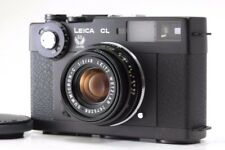 [TOP MINT] Leica CL 50th Jahre limited Edition w/SUMMICRON-C 40mm f/2 JAPAN #163