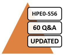 Building HPE Hybrid IT Solutions HPE0-S56 Exam PDF 60 Q&A PDF ONLY!
