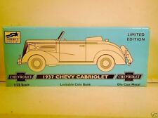Liberty Classic Chevrolet 1937 Roadster 1:25 Scale Die Cast Beckman High School