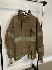 Firefighter Turnout Gear Coat And Pants Matching Set