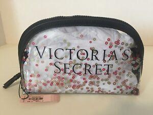 NWT~ VICTORIA'S SECRET ~ Sparkle Beauty Bag