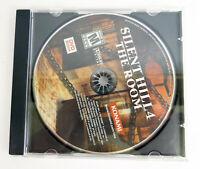 Silent Hill 4 2002 Konami Rare Game Disk Only Jewel Case Format DVDROM