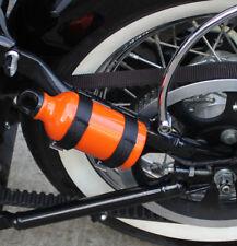 Borraccia + Supporto Harley Davidson Softail spinger -2007/LATO SINISTRO ARANCIONE
