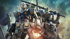 Gundam Poster Length :800 mm Height: 500 mm SKU: 10620