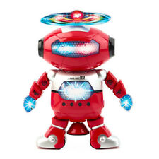 360 Degree Electronic Walking Dancing Smart Space Robot Astronaut Music Toys Fun