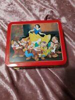 Hallmark School Days Snow White Collectible Lunch Box