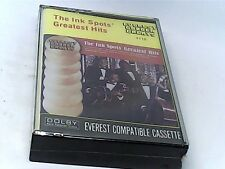 The Ink Spots' Greatest Hits  - Everest Golden Greats - Cassette - SEALED