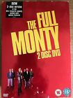 Robert Carlyle The Full Monty ~1997 2-Disc SPEC ed. UK DVD con custodia