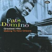 Fats Domino : Greatest Hits: Walking to New Orleans CD (2007) ***NEW***