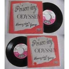ODYSSEY-Poison Ivy/Nancy Ain't So Fancy VERY RARE 7' French Heavy Blues US 70 NM