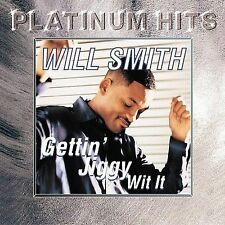 Smith, Will : Gettin Jiggy Wit It  Men in Black CD