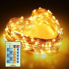 20V 5V Lichterkette Lichtschläuche & -ketten im Weihnachts-Stil