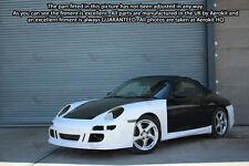 PORSCHE 911 996 Aerokit 997 GT3 conversion FRONT BUMPER bodykit 986 boxster