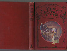 Little Miss Muffett Abroad, by Alice E. Ball, 1925 edition, illustrated HC