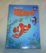Disney's Pixar Wonderful World of Reading books Finding Nemo