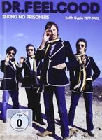 DR.FEELGOOD - TAKING NO PRISONERS (WITH GYPIE 1977-1981) 4 CD + DVD NEW