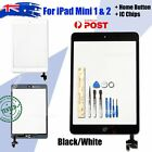 For iPad Mini 1 & 2 Touch Screen Digitizer Replacement With IC Chips&Home Button