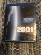 2001: A Space Odyssey [Blu-ray] Cult Classic Sci-Fi Stanley Kubrick Film