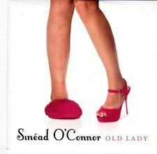 (EM412) Sinead O'Connor, Old Lady - 2013 DJ CD