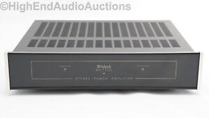 McIntosh MC7100 Stereo Power Amplifier - 100 Watts/CH - Audiophile