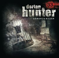 33:KIRKWALL PARADISE - DORIAN HUNTER   CD NEU