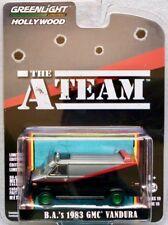 "1983 GMC Vandura  ""The A-Team""    / Greenlight Hollywood  ""Green Machine"" 1:64"
