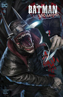 Batman Who Laughs 3 DC Skan Srisuwan Variant Grim Knight Dark Nights Metal 1