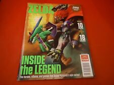 Legend of Zelda Nintendo Power Collector's Special Edition Magazine w Stickers B