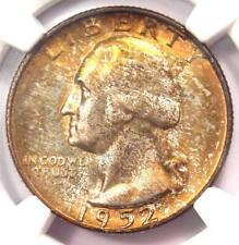 1952-D Washington Quarter 25C - NGC MS67+ CAC Plus Grade - $4,200 Value!