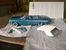 wcpd /rash & issues sale on 1961 chevy convertibles. sale #1 twilight turquoise