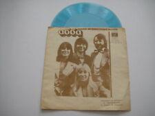 ABBA -Thank You for The Music/I'm a Marionette BLUE FLEXI Soviet/RUSSIAN! Gunesh