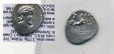 roman republic vibius pansa denarius 90 b.c ancient coin