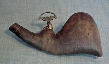 Antique Islamc Indo-Persian Gun Powder Flask  for sword Shamshir  talwar tulwar