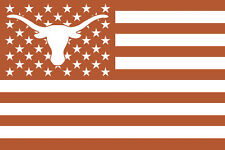 University of Texas Stars and stripes banner flag 3X5Ft