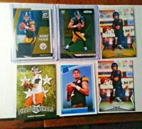 Mason Rudolph Prizm RC Optic Jersey Rookie Oklahoma State Pittsburgh Steelers