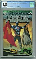 Tales from the Dark Multiverse Infinite Crisis 1 CGC 9.8 1st First Print Edition