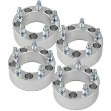 """(4) 50mm Wheel Spacers Adapters 5x5.5 fits dodge RAM-1500 RAMCHARGER 2"""" Inch"""
