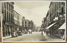 Irish RPPC Upper Hill Street NEWRY Down Northern Ireland Valentine 1930s Photo