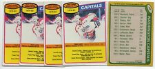 1X MIKE GARTNER 1980 81 O Pee Chee #49 EX-EXMT opc Lots Available UNMARKED TC