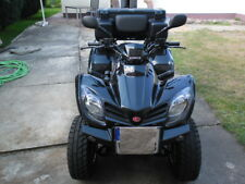 quad kymco mxu 250