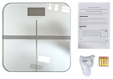 Digital Body Weight Bathroom Scale with Step-On Technology