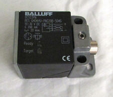Balluff BES03PN 40x40 Sensor Inductive Block Housing 20mm Q40KHU-PAC20B-S04G
