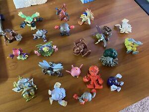 Digimon Bandai Mini Figures lot of 20