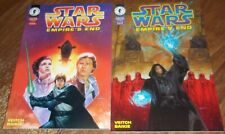 Star Wars Empire's End #1 2 full set Dark Horse Comic books 1995 Jedi Knights