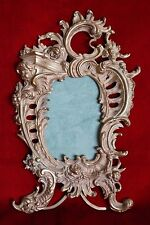 Big antique French Rococo Gilt Bronze Picture Frame Louis Xv Style Xix Century