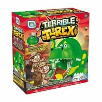 Games Hub Terrible T-Rex Chomping Dinosaur Family Fun Children's Board Game 0421