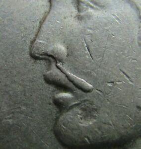 VAM-12A Moustache ~ 1922 $1 Peace Silver Dollar ~ PCGS AU ~ RARE Top 50 Variety