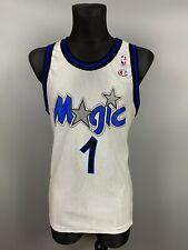 ORLANDO MAGIC HARDAWAY NBA BASKETBALL SHIRT SWINGMAN CHAMPION ADULT SIZE 44