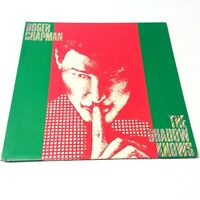 Roger Chapman 'The Shadow Knows' 1984 UK Vinyl LP G+/VG Very Good Copy